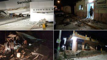 Por sismos y 'Katia', México ya no podrá ayudar a Texas, señala SRE
