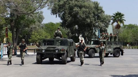 'Militares no pidieron salir a las calles': EPN