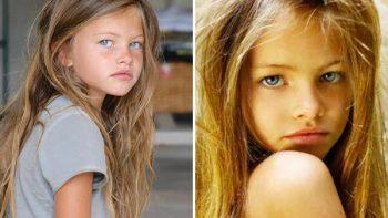 Así luce a sus 16 años, quien fuera declarada la niña más bella del mundo