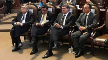 Monreal dice que Mancera hizo 'un buen trabajo' como jefe de Gobierno