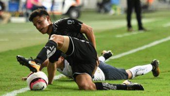 Rayados del Monterrey si da alegría en la Copa