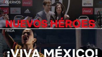 Netflix festeja a los nuevos héroes mexicanos (VIDEO)