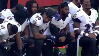 Ravens y Jaguars se unen en contra de Donald Trump