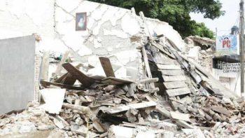 Sube cifra de lugares considerados zona de desastre en Oaxaca