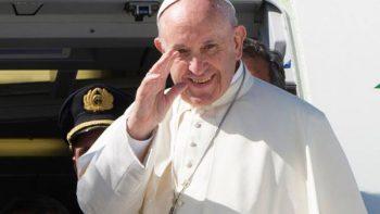 Papa llama a rechazar la violencia política en Venezuela