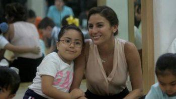 Paola Espinosa manda mensaje a familia de niña que murió en colegio