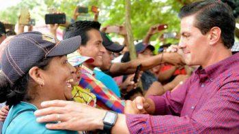 Unidos, mexicanos harán frente a reconstrucción: Peña Nieto