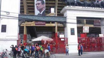Plaza México cierra como centro de acopio