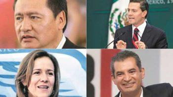 Tras el sismo ¿qué hacen los políticos?