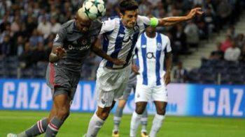 Porto cae en debut de Champions; sólo Corona ve acción