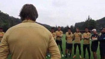 Pumas regresó a los entrenamientos