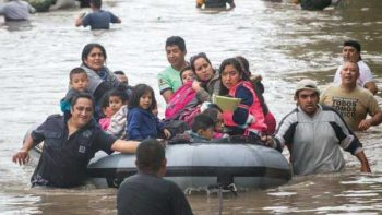Querétaro: Lluvias dejan un muerto y al menos 15 colonias afectadas