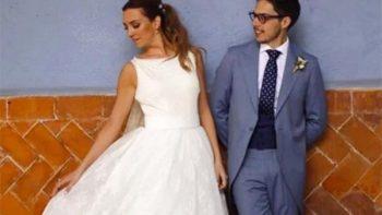 Regina Blandón contrae matrimonio