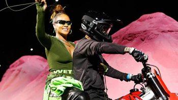 Rihanna en moto paraliza Internet y a Nueva York
