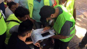 Sedatu hace último censo de afectados en Juchitán tras sismo