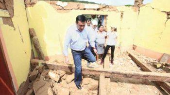 Segob alista entrega de recursos para reconstruir