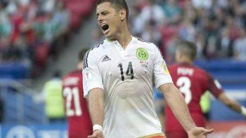 Javier Hernández gana el galardón en deporte profesional