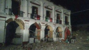 Cancelan cenas y festejos patrios en algunos estados por sismo