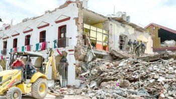 Siguen más de 200 mil niños sin clases en Chiapas por sismo