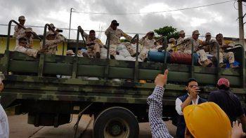 Personal de salud atiende mil 900 localidades afectadas por el sismo en Oaxaca