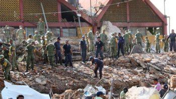 Hay 16 mil mdp para reconstruir Oaxaca y Chiapas