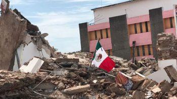 Sismo dejó 300 mil damnificados en Chiapas y Oaxaca: Peña Nieto