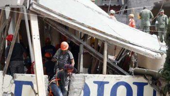 Tres niños podrían estar con Frida en escombros de Rébsamen