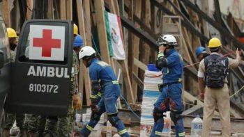 Continúa comité de emergencia; suman 358 muertos por sismo 19-S
