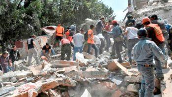 Unión Europea en alerta y dispuesta a ayudar a México tras sismo