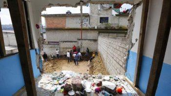 En Cuajimalpa, sismo dañó 156 viviendas