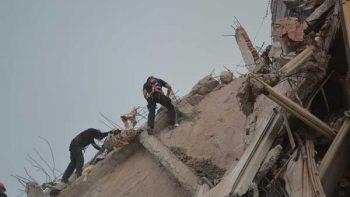 Los temblores unieron al pueblo de México