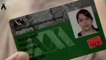 Banco devuelve dinero robado a joven que murió en sismo