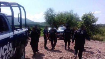 Atacan a elementos de Policía Michoacán en Tierra Caliente