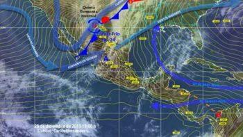 Alertan por posibles torbellinos en estados del norte de México