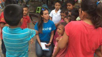 Alista Unicef centro de atención para niños afectados por sismo