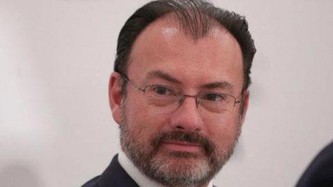 Videgaray felicita al IME por 15 aniversario