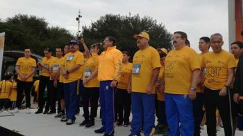 Realiza UANL Carrera 5K de la Fraternidad