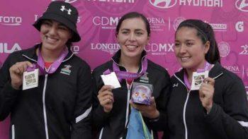 México es plata en Mundial de Tiro con Arco