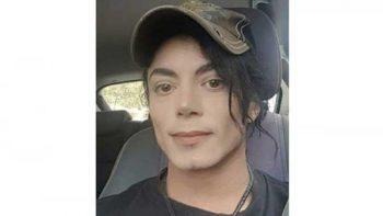 Mujer comparte foto y todos piensan que es Michael Jackson