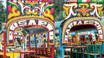 Turismo se aleja de las trajineras de Xochimilco por miedo a sismo