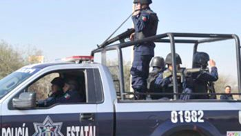 Ataque contra policías estatales deja dos heridos en Tamaulipas