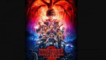 Revelan nuevo póster de 'Stranger Things 2'