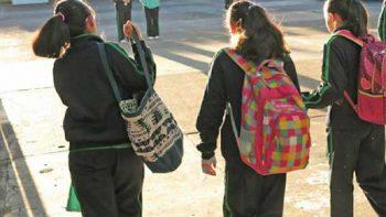 Sin clases en 4 municipios a causa de la violencia