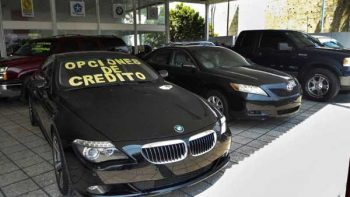 Sismo afecta venta de autos nuevos en México