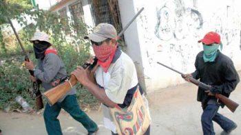 Resurgen autodefensas en la Sierra-Costa, Michoacán