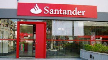 Santander aprieta competencia en hipotecas con tasa de 8.59%