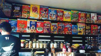 El primer bar de cereal está en Tijuana