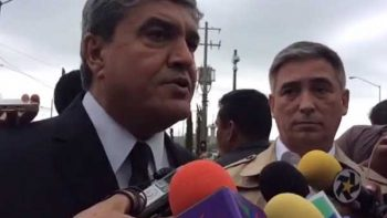 Se ha retomado el control del penal de Cadereyta, asegura secretario de Gobierno