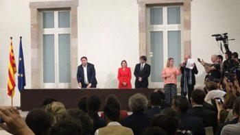 Cataluña sumido en la incertidumbre: gobierno español