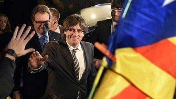 Puigdemont estará en Bélgica hasta diciembre